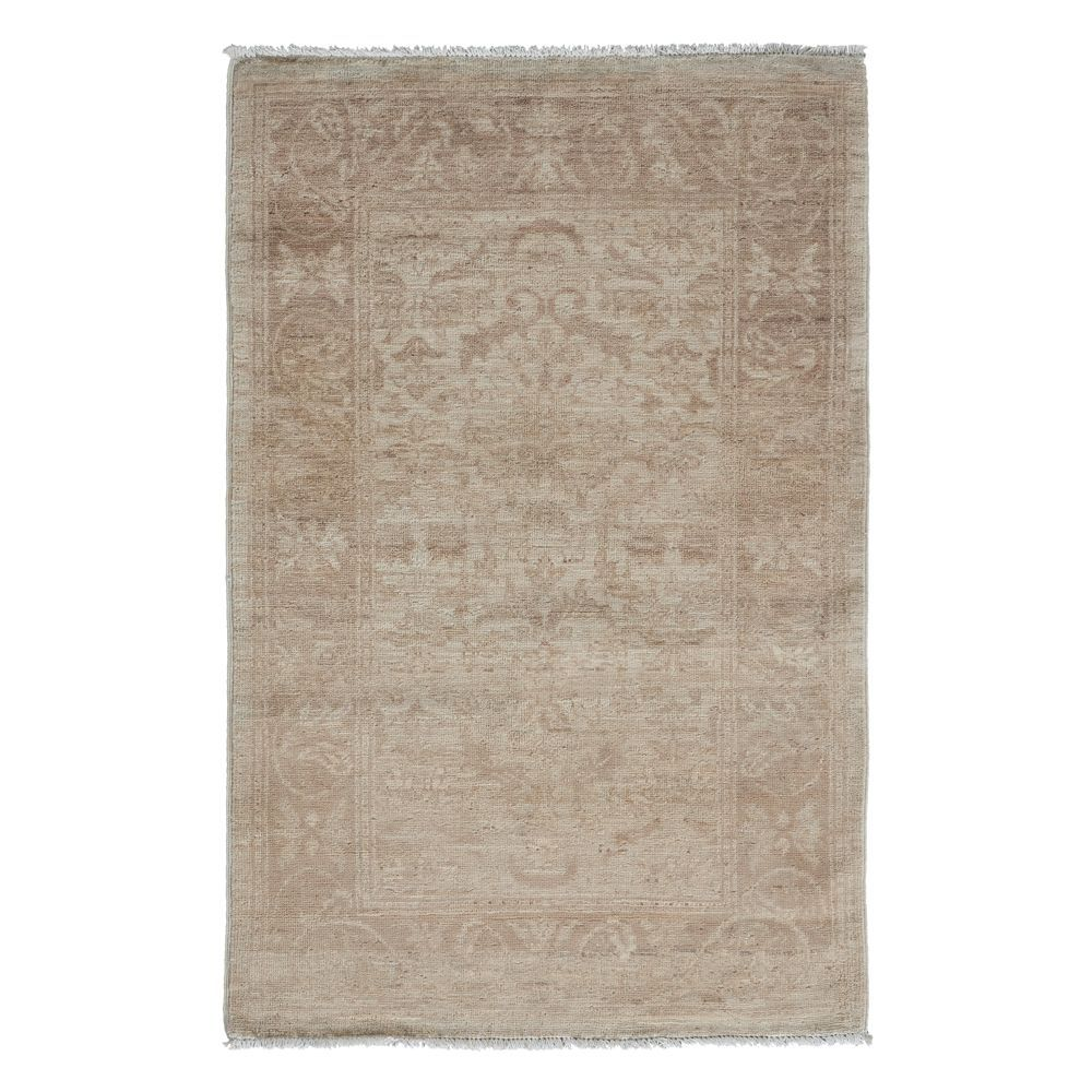 """Oushak Collection Oriental Rug, 2'8"""" x 4'1"""""""