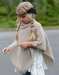 Timberlyn Poncho pattern by Heidi May | ponchos | Crochet