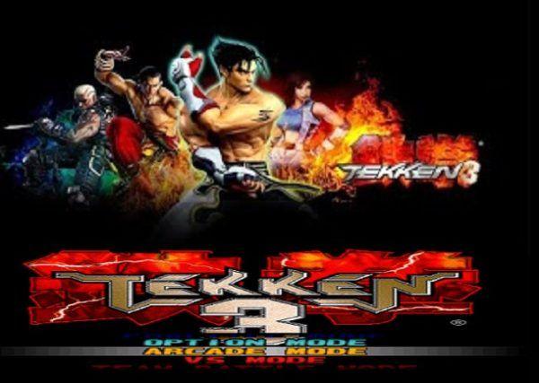 Tekken - Cavan Scott