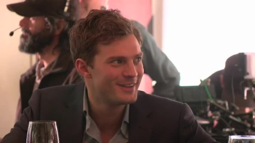 Filming Fifty Shades of Grey