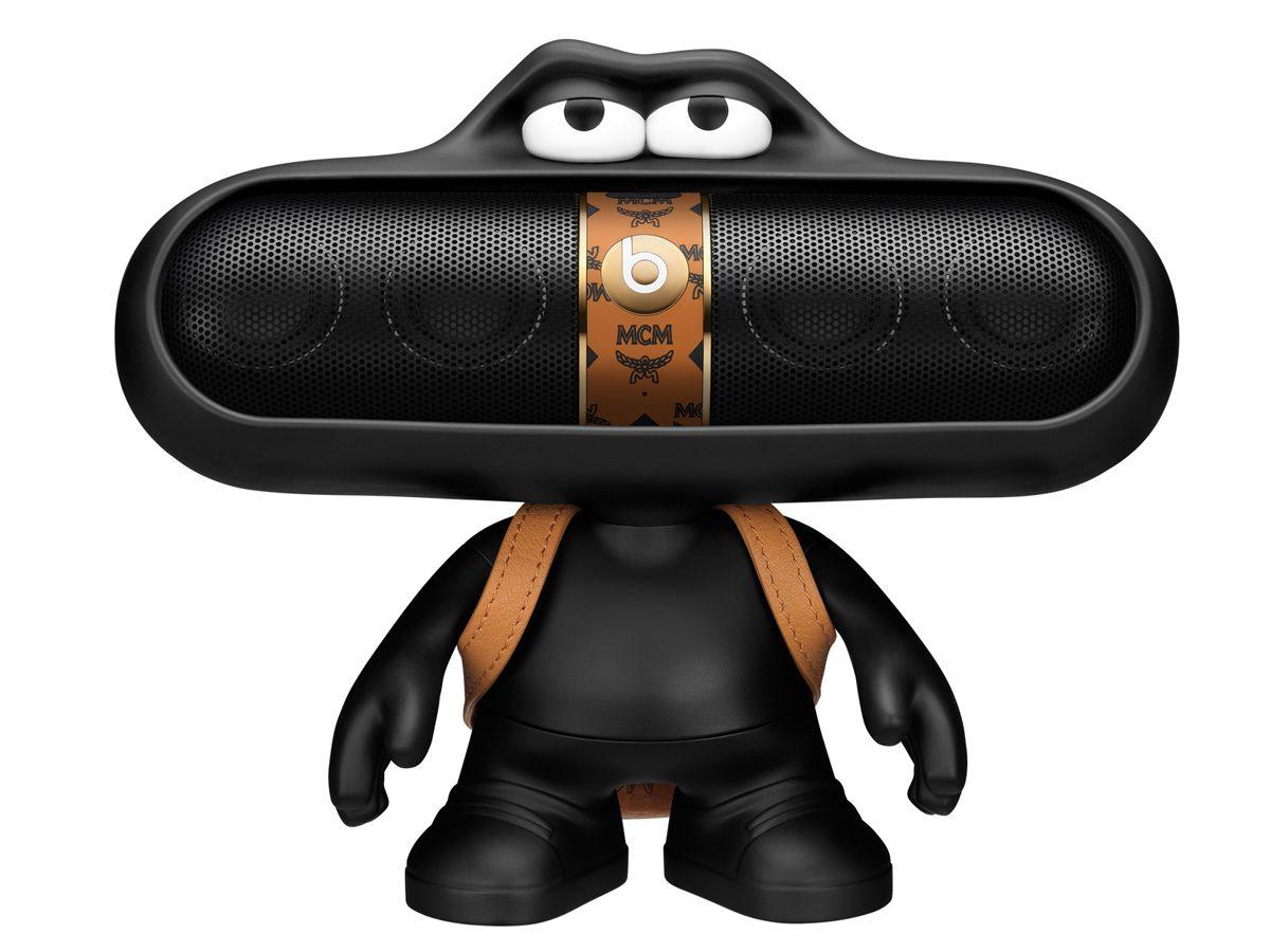 MCM + Beats by Dr. Dre Collaboration Beats pill, Beats