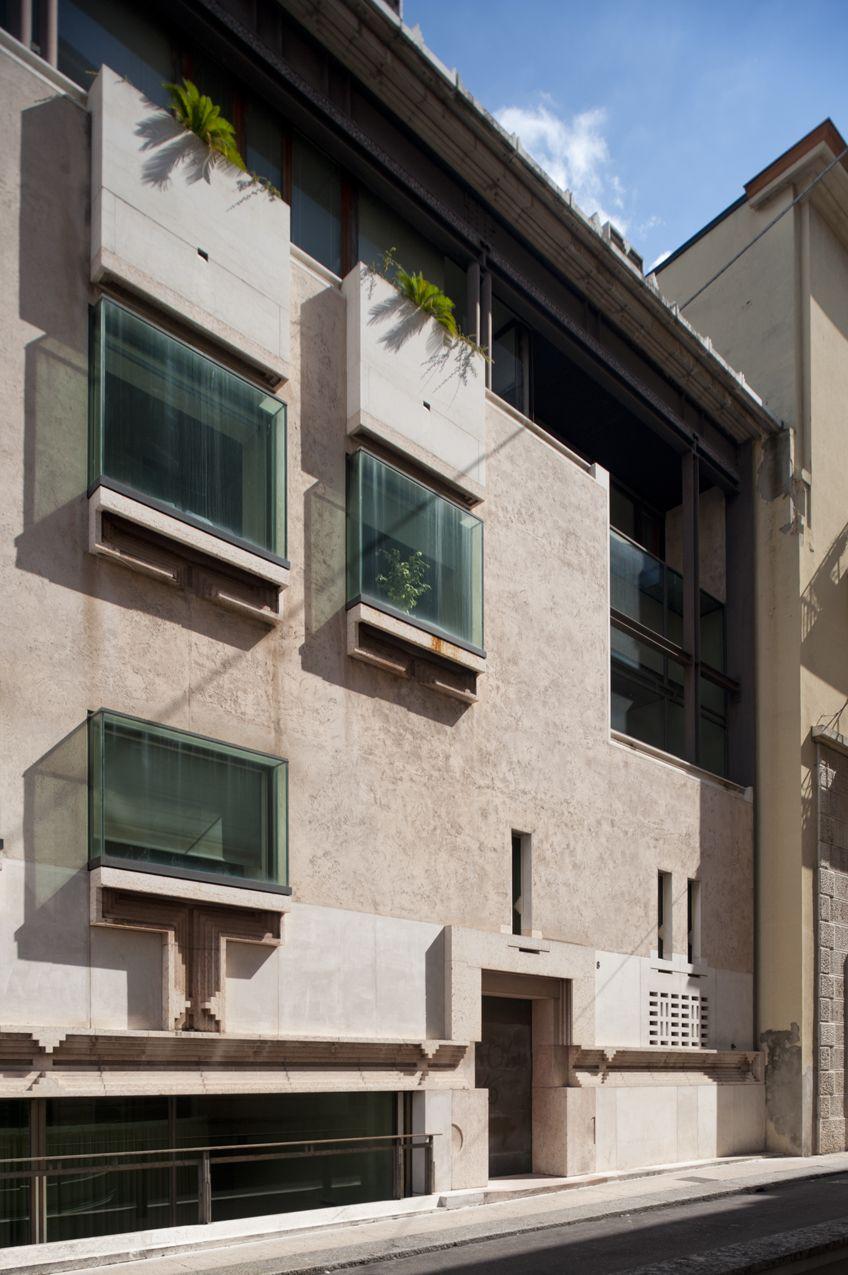 Banca popolare di verona verona italy carlo scarpa - Carlo scarpa architecture and design ...