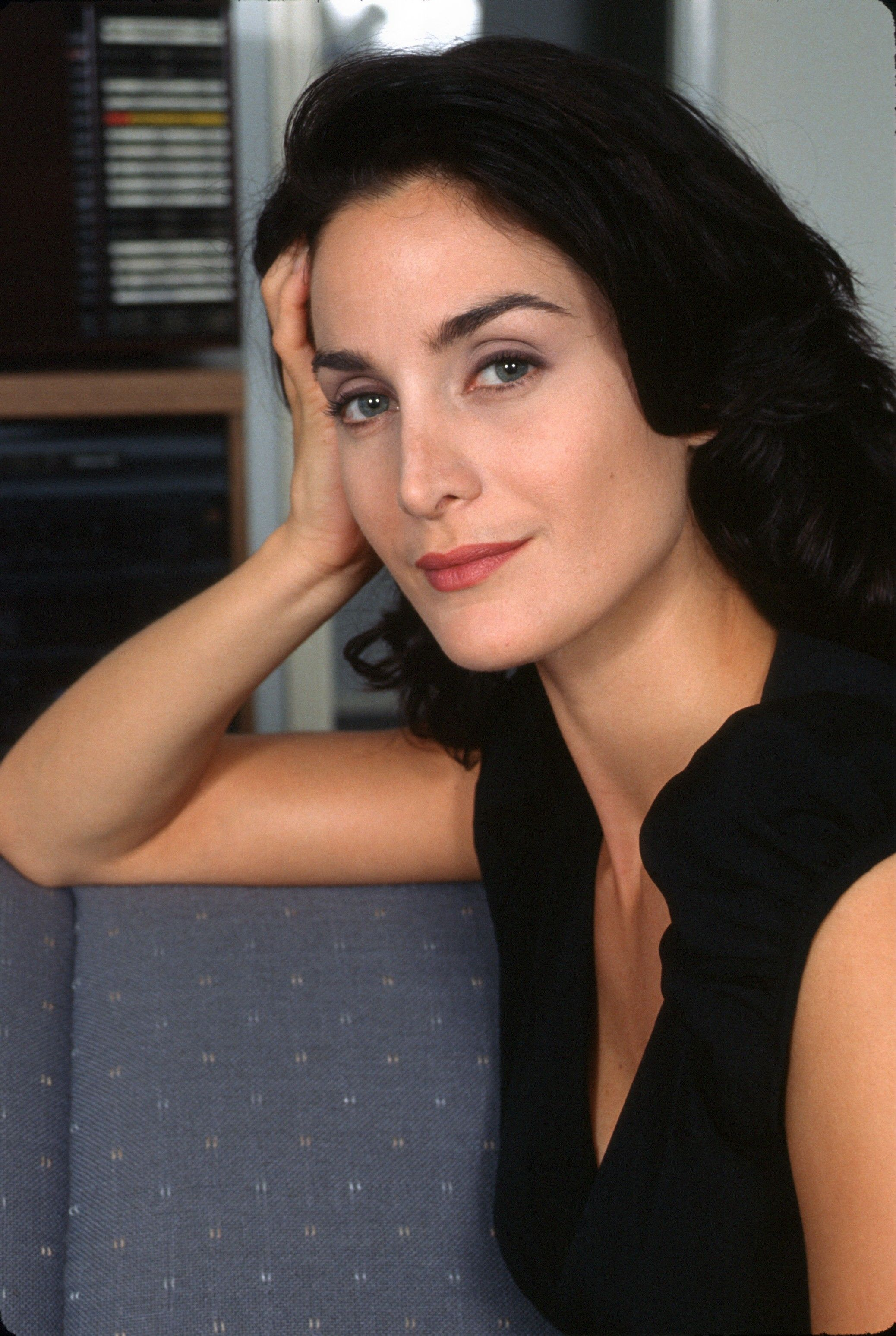Carrie-Anne Moss is a Canadian actress, best known for her ...