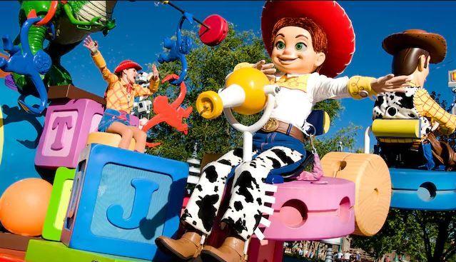 Pixar Fest at Disneyland California
