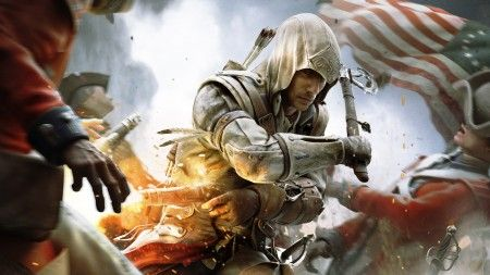 assassins creed iii game wallpaper