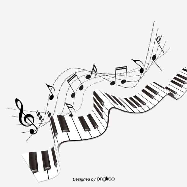 Music Notes Music Clipart Music Vector Music Png Transparent Clipart Image And Psd File For Free Download Notas Musicais Png Papel De Notas Notas Musicais