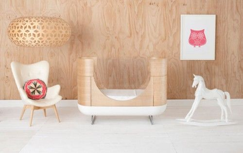 Modern nursery furniture by ubabub nesting nursery