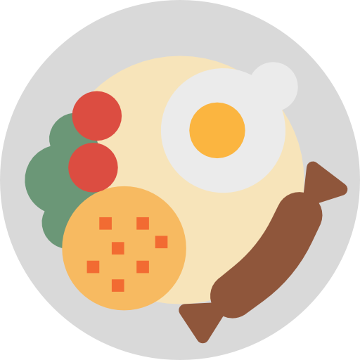 Breakfast Free Vector Icons Designed By Photo3idea Studio Free Icons Vector Icon Design Vector Free