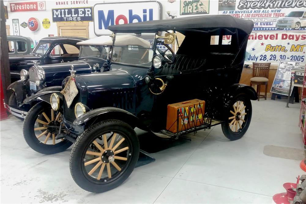 1922 FORD MODEL T TOURING CAR | Old Rides 4 | Pinterest | Ford ...