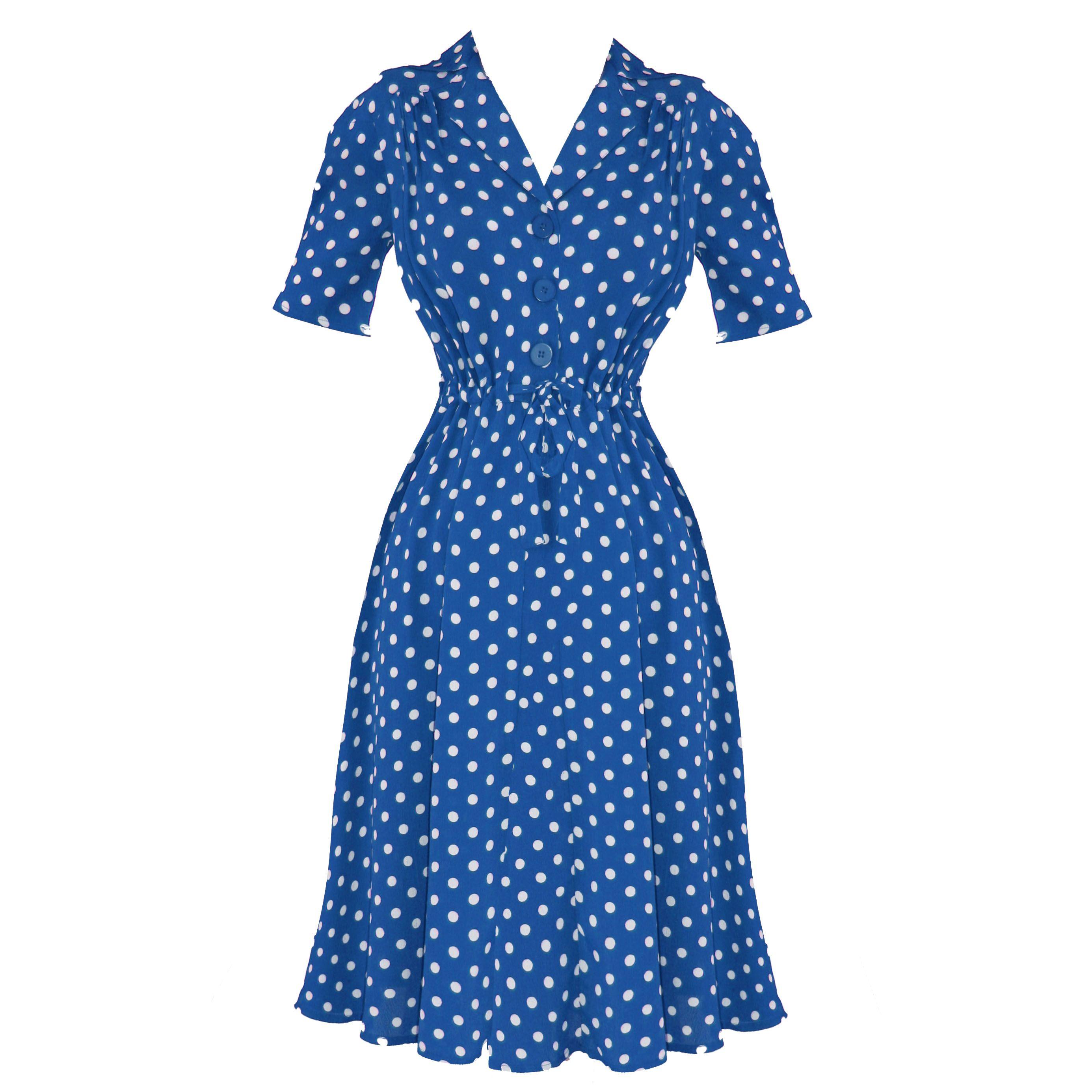 The Seamstress of Bloomsbury 1942 Vintage 40s WW2 Designer Swing ...