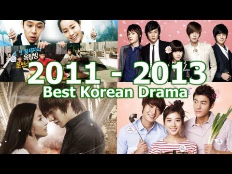 Top 35 Best Korean Drama of 2011-2013  some good suggest on