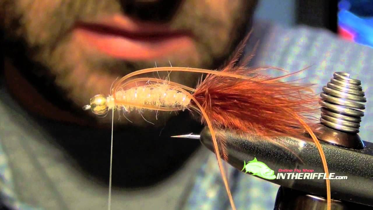 Tying Aggravator Hares Ear Fly | How To Tie Aggravator Hares Ear Nymph