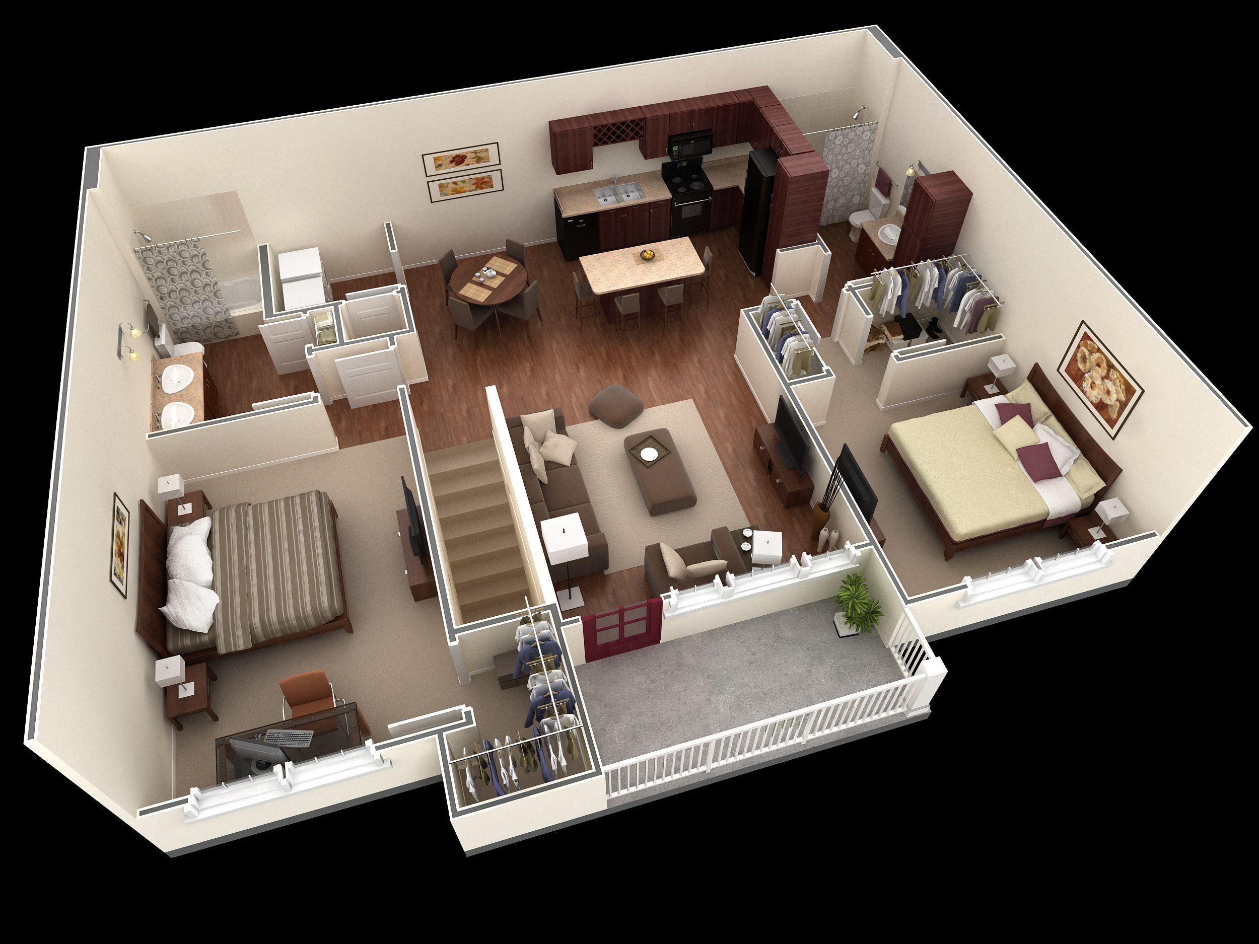 2 Bedroom Grand Overlook 2 Bedroom 2 Bath 1088 Sf Apartment At