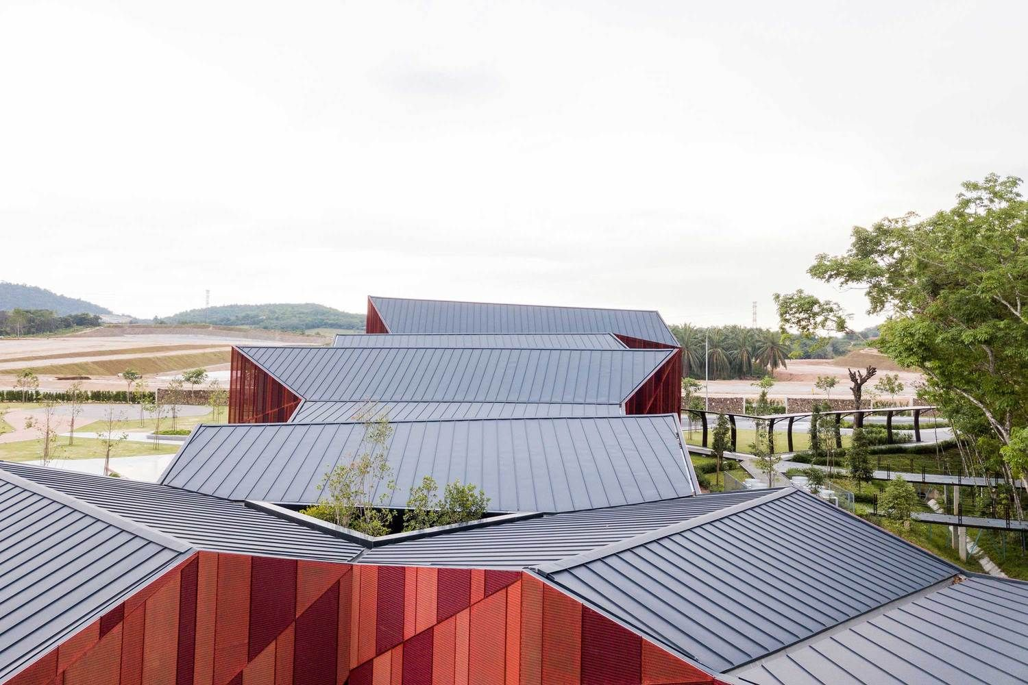 Gallery of Red Hill Gallery / MOA Architects + Formzero - 11 | A ...