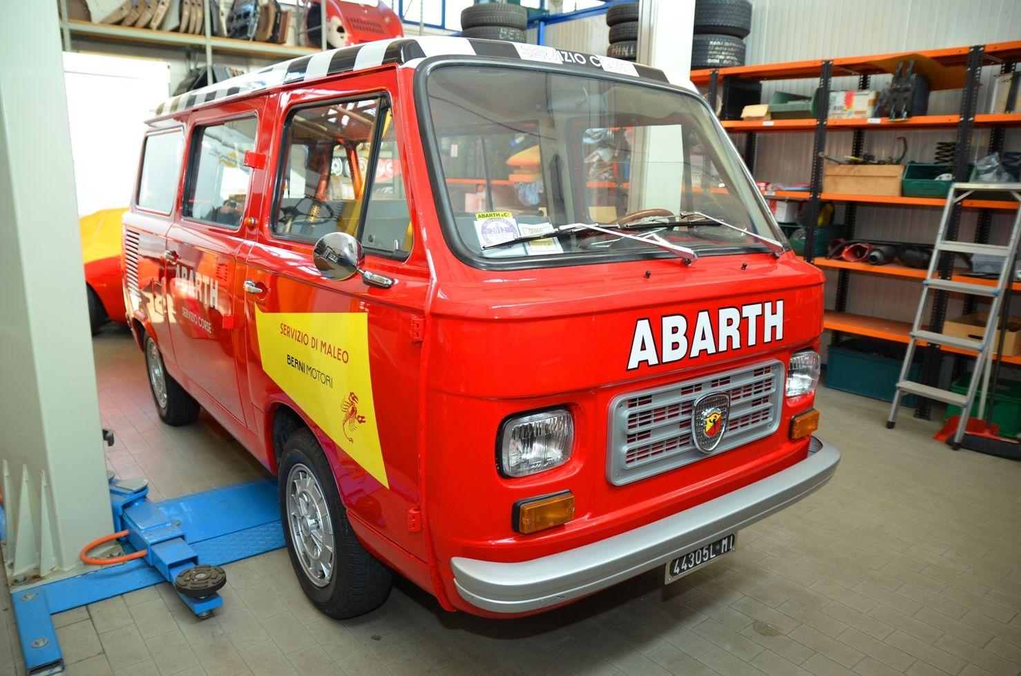 """FIAT """"ABARTH"""" 900E"""