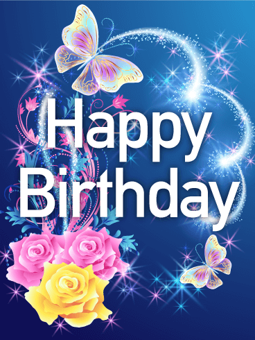 Send Free Newly Added Birthday Cards to Loved Ones on