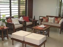 Wood Sala Set Ideas Philippines Google Search Outdoor