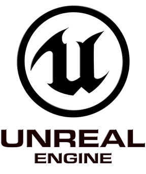 Unreal Engine From Epic Unreal Engine Logos Game Logo