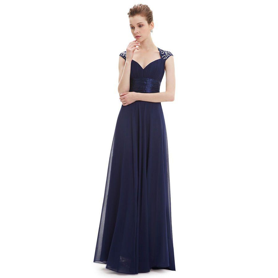 5c1c6866ece1 Ever-Pretty Long Prom Dress Bridesmaid Wedding Evening Formal Ball Gown  09672#Dress#Bridesmaid#Prom