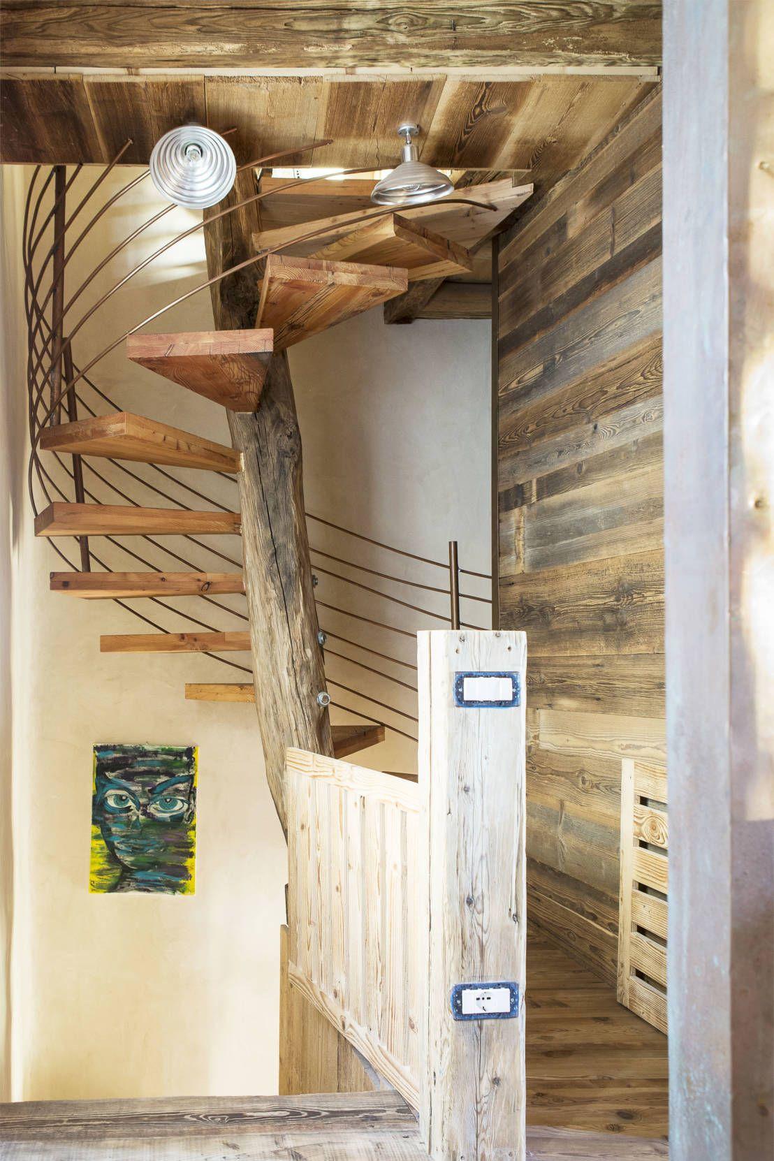 Wohnideen aus Holz für ein gemütliches Zuhause | Scale, Staircases ...