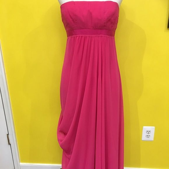 Bcbg pink gown size 6 | My Posh Picks | Pinterest | Pink gowns, Bcbg ...