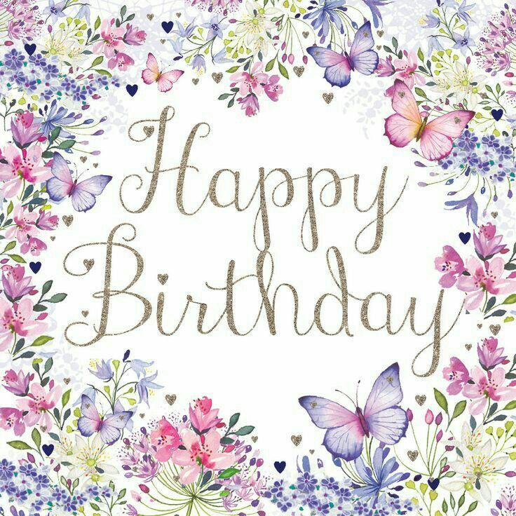Birthday Flowers Images With Quotes: Geburtstag, Geburtstag Wünsche