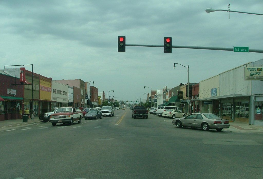 images of Durant , Oklahoma Downtown Durant OK