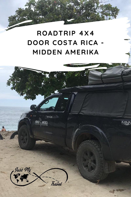 Avontuurlijke Roadtrip door Costa Rica met 4x4 in 2020