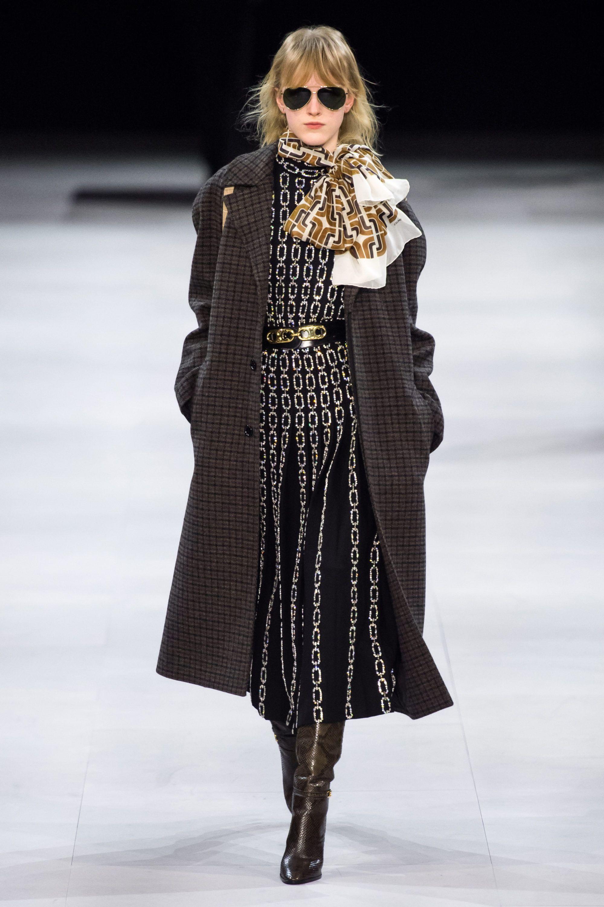 a6951fac7ac948 Celine,ready-to-wear,fall-winter 2019-2020,fashion   Fashion in 2019 ...