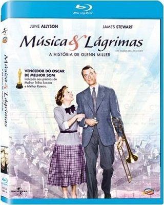 Musica E Lagrimas 1954 Glenn Miller Capas De Filmes Musica