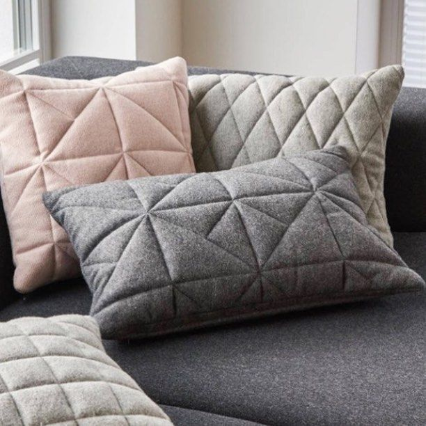 47 Super Stylish Cushion Ideas That Are Beautiful And Cozy ... : quilted cushions - Adamdwight.com