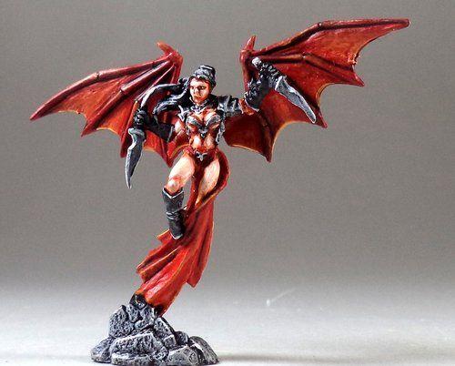 Reaper Miniatures Dark Heaven Bones Succubus RPR 77281