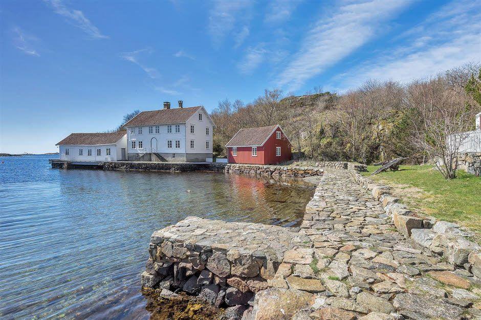 Loshavn, Farsund | DNB Eiendom | Norja | Pinterest | Norway