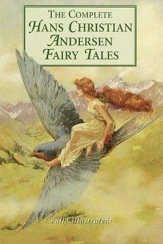 """favorite fairy tale: a toss up between """"Thumbelina"""" and """"The Little Mermaid"""""""