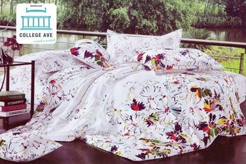 Twin XL Comforter Set   College Ave Dorm Bedding Supplies Sleeping Well  College Bedding XL Twin