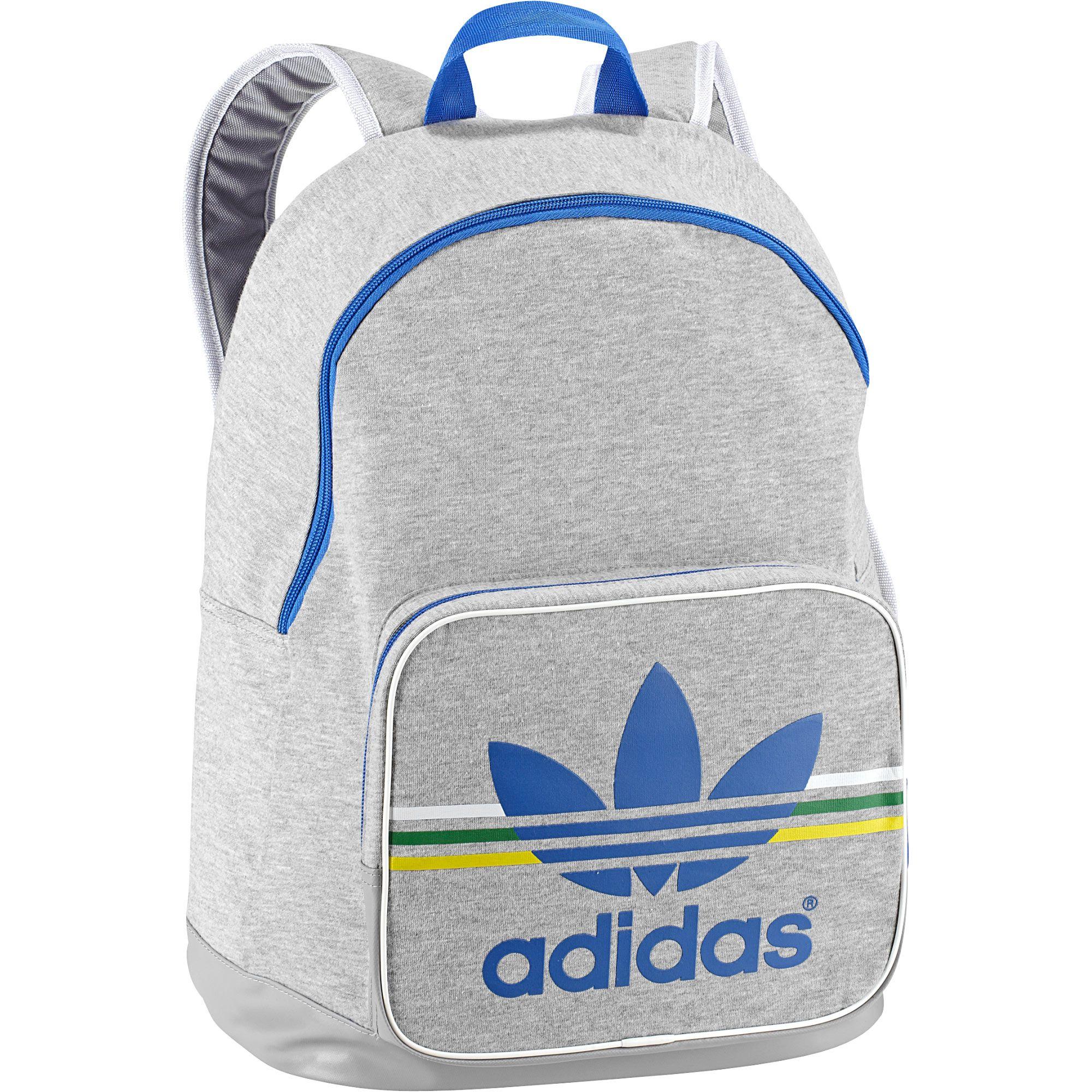 Mochila de algodón Adidas Classic. Mochilas Deportivas Mujer 85149b121833f