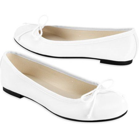 Faded Glory Womens Casual Shoes, White