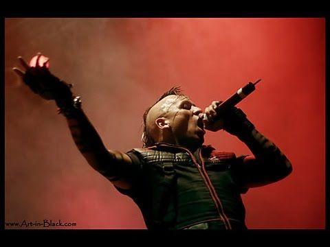 Hocico - Live in Concert - A Través De Mundos Que Arden - 01:12:23 - HD Remastered [ DVD, 2005 ] - YouTube