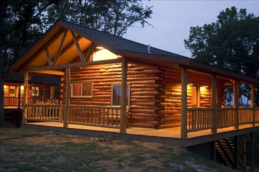 nice breakfast log cabins arkansas hot knotty sale and springs zpsmotwhanx in for bed