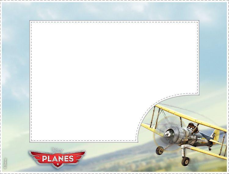 Planes Photo Frames 04