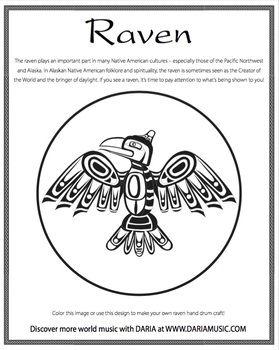 Alaska Native American Symbols