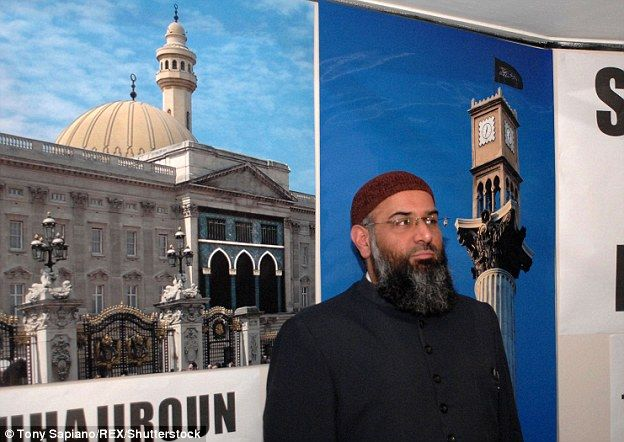 UK development proposals: Converting Buckingham Palace into a mosque was just one of the provocative ideas dreamed up by Anjem Choudary.  The radical preacher suggested that under Sharia Law, Britain's monarchy would be abolished and 'idols' such as Nelson's Column torn down.  Read more: http://www.dailymail.co.uk/news/article-3732890/Anjem-Choudary-GUILTY-inciting-support-ISIS.html#ixzz4HZYilGy4 Follow us: @MailOnline on Twitter | DailyMail on Facebook
