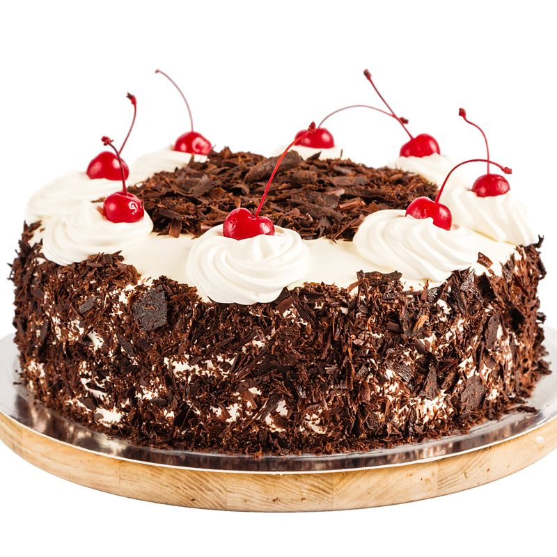 Black Forest Cake Classic German Kirsch Cherry Torte Black
