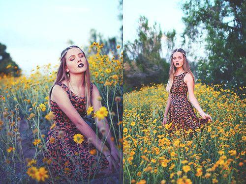 Kristine's Collection Black And Orange Patterned Dress - Black dahlia - Heather Bybee | LOOKBOOK | We Heart It