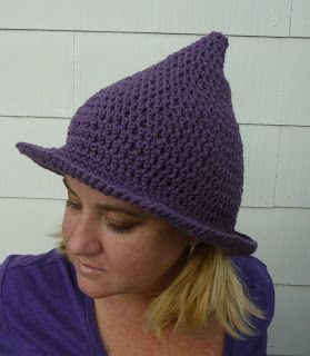 Adult size These funky witchling hats are hand crafted with love Witch hat