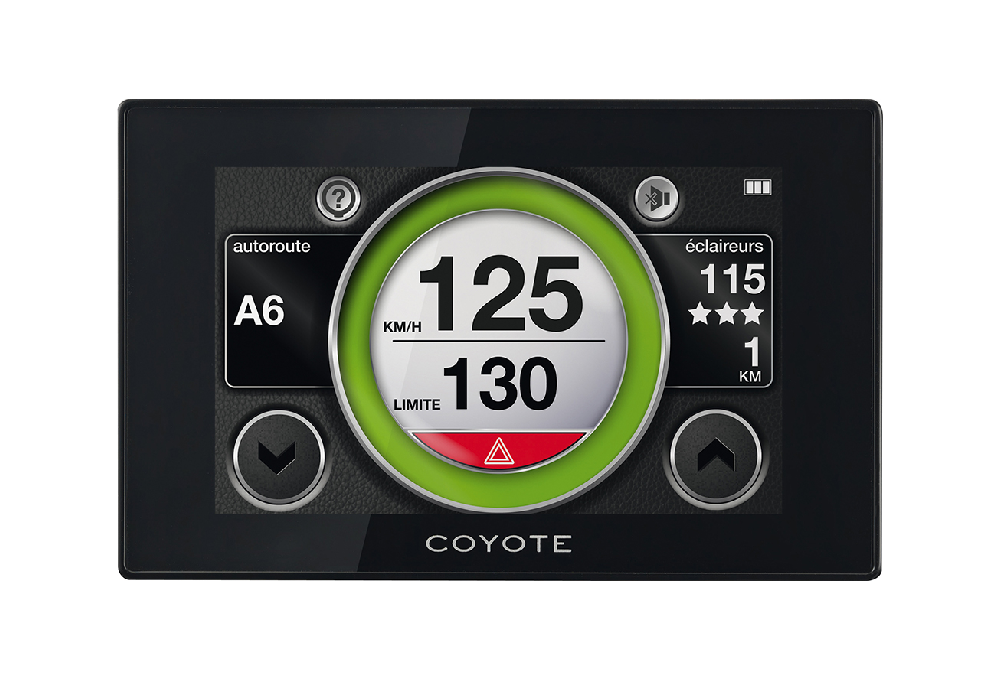 Coyote Realite Augmentee Applications Voiture