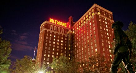 It Hosted John F Kennedy In The 1960s Providence Biltmore Hotel Ri