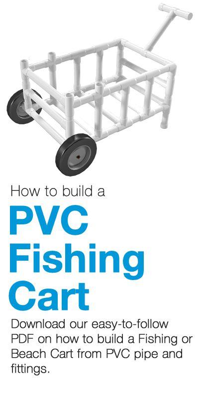 PVC Fishing Cart Project Plan