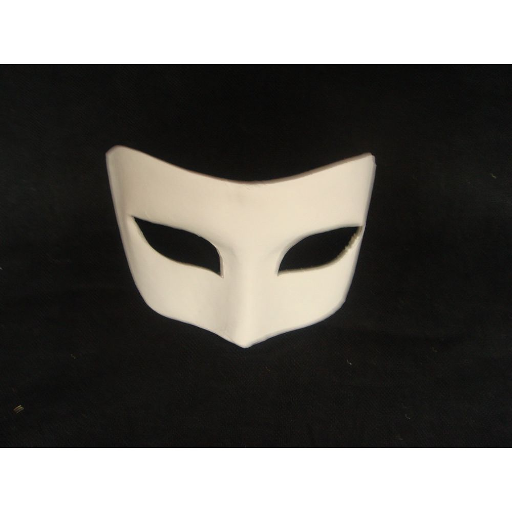 Plain Masks To Decorate Image Of Venetian Domino Mask  Commedia Dell'arte Teatro