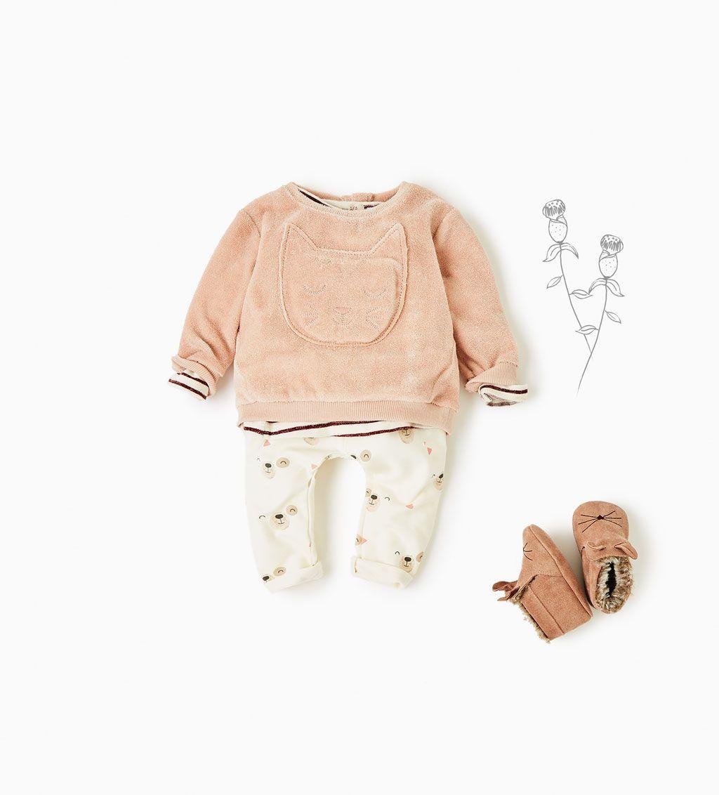 Pin by Renuka Subeesaran on ZARA KIDS | Fall baby clothes ...